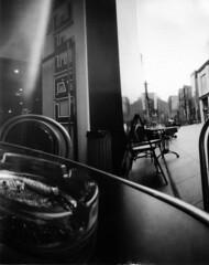 neros (LukeMartley) Tags: camera light art cup coffee monochrome silver project paper diy lomo lomography long exposure artist traditional fine pinhole negative homemade leak gelatine homade neros