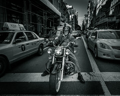 poleposition_nyc_mike_kobal (mike kobal) Tags: nyc streetphotography ricohgr poleposition mikekobal