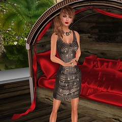 Liv Glam | Deals of the Week: Fi*Friday (55L)- KCollection, Where Have you Been Dress (Hidden Gems in Second Life (Interior Designer)) Tags: glam week liv sales specials | deals kcollection