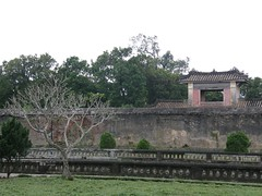 #2946 outer palace wall (Nemo's great uncle) Tags: vietnam hue  nguyendynasty