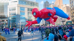 2013 Thanksgiving-0162 (Maxim34374) Tags: thanksgiving park street columbus holiday newyork man hot west colors thanks circle balloons season square spider day unitedstates head character web air south balloon central ripped broadway spiderman center parade helium giving handlers lincoln macys characters ropes tradition float marvel avenue 7th 34th herald floats slinger 2013