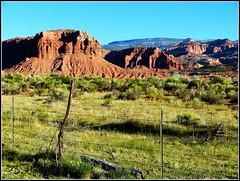 Western Landscape (Suzanham) Tags: landscape utah western sagebrush thegalaxy fantasticnature flickraward panasonicfz150