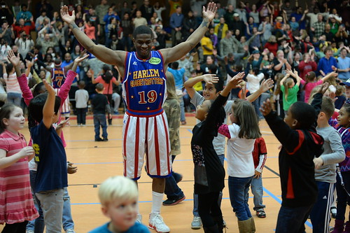 Harlem Globetrotters electrify Saber Nation with 91-78 victory