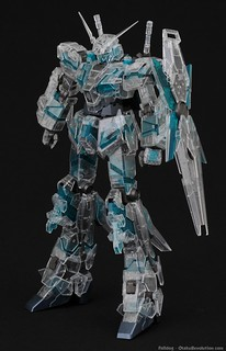MG Clear Full Armor Unicorn - Snap Fit 14 by Judson Weinsheimer