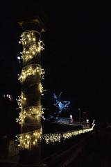 Zsolnay, Pcs, Hungary (eR.A.) Tags: night nikon hungary christmaslights nikkor pcs zsolnay d610 24120