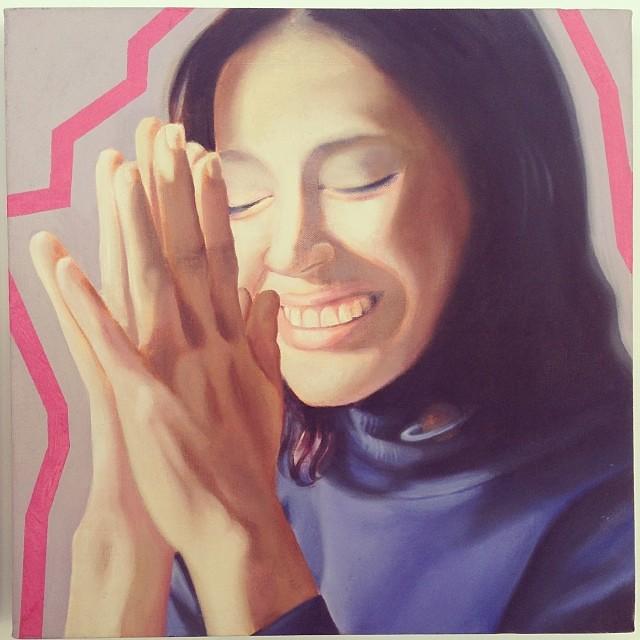 Sin Titulo de Víctor Zúñiga • Bazarte #bazarte #arteenlima #artinlima #arte #art #artist #artista #pintura #painting