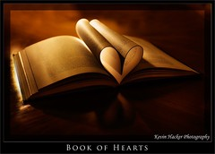 Book of Hearts (KRHP) Tags: life love book friendship heart marriage together bond partnership symbolic soulmate everlasting joining