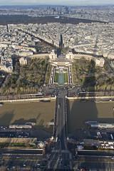 Eiffel Tower @ City Trip Paris // Day 05 (Merlijn Hoek) Tags: trip paris nikon december eiffeltower eiffel parijs stad steden kerst eiffeltoren citytrip 2013 kortevakantie merlijnhoek nikond800