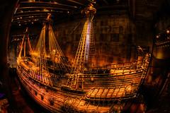 Vasa Swedish Ship (szeke) Tags: museum boat ship sweden stockholm sverige museo hdr suecia vasamuseum wasa photomatix 2013 regalskeppetvasa estocolomo stockholmcounty canon7d