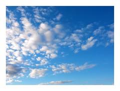 Sky (Stella VM) Tags: blue sky white clouds sofia bulgaria shining небе облаци българия софия синьо бяло сияние