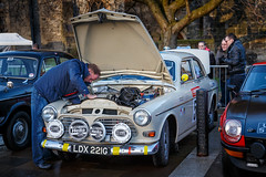 Rallye Monte-Carlo Historique 2014 (<p&p>photo) Tags: auto uk david classic cars car race start scotland volvo beige amazon sweden glasgow rally january swedish racing montecarlo historic glen gordon vehicle carlo 1968 monte 55 paisley motorsports 17th rallye sportscar sportscars historique 2014 volvoamazon 122s paisleyabbey montecarlorally rallyemontecarlo rallymontecarlo volvo122s davidglen worldcars rallyemontecarlohistorique rallymontecarlohistorique montecarlohistorique gordonglen ldx221g 23january2014 17thhistoricmontecarlorally 17thrallyemontecarlohistorique 17thrallymontecarlohistorique