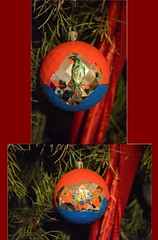 Rick's Animal Sphere (classic77) Tags: christmas tree decoration ornament sphere spheres