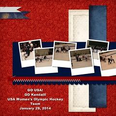 LOAD1 214 USA Women's Olympic Hockey team (Nancy HR1) Tags: hockey womens olympic kendall