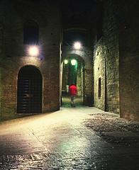 Interno della Rocca Paolina Perugia (mario.calzolari) Tags: della perugia rocca interno paolina