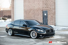 "WORK VSXX 20"" Step Lip Infiniti M37 • <a style=""font-size:0.8em;"" href=""http://www.flickr.com/photos/64399356@N08/12463346243/"" target=""_blank"">View on Flickr</a>"