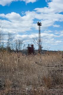 Cedar Hill Rail Yard, New Haven CT