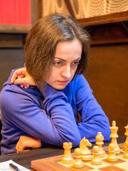 Alina L'Ami (Jan Willem Schoonhoven) Tags: amsterdam cafe chess batavia maart schaken 2014 schaaktoernooi batavia1920 schaakcafe