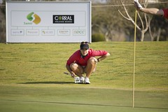 Laura Jansone of Lativa (Esenin61) Tags: laura andre morocco lativa engelmann jansone esenin61 ladieseuropeantour2014lallameryemcup golfdeloceandagadir