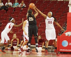 University of Arkansas Razorbacks vs Vanderbilt Basketball (Garagewerks) Tags: woman college basketball sport female university all stadium sony sigma vanderbilt arkansas vs athlete hoops f28 fayetteville razorbacks 70200mm views50 views100 slta77v