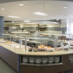 "<b>Dining Services Rennovation.</b><br/> Photos depicting the newly rennovated dining options. <a href=""http://farm4.static.flickr.com/3780/13871981345_9bd7b3723a_o.jpg"" title=""High res"">∝</a>"