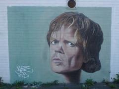 Tyrion Lannister (Mark_Bellingham) Tags: street portrait art manchester graffiti tyrion gameofthrones lannister aksep19
