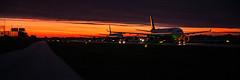 Sunrise @ Airport