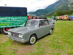 Lancia Fulvia 2C 1966 raduno AITE Lochere di Caldonazzo TN Italy 2015 (Patrick_Glesca) Tags: italy classic vintage tn 1966 eros r di oldtimer fulvia lancia 2c storico raduno 2015 caldonazzo worldcars pirrone aite lochere
