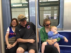 """Paul Rides the El with Grandma and Grandpa Miller • <a style=""""font-size:0.8em;"""" href=""""http://www.flickr.com/photos/109120354@N07/19265944338/"""" target=""""_blank"""">View on Flickr</a>"""