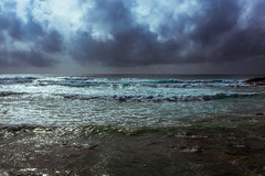 Turbulent times (Nero Creative) Tags: uk summer holiday beach coast cornwall south fujifilm x100 x100t welovefuji