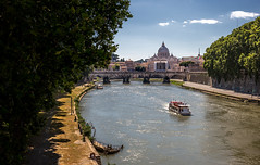 Cruise On The Tiber