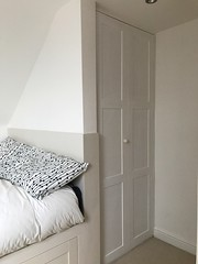 Fitted Wardrobe In Nook