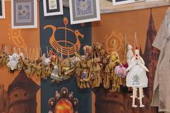 ХХII Выставка-ярмарка народных художественных промыслов России «ЛАДЬЯ. Весенняя фантазия-2017»