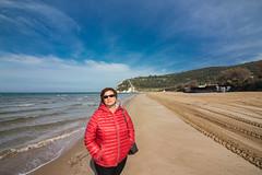 IMG_2005 (Antonio Todesco) Tags: mamma mom gargano pulia puglia calenella peschici mare spiaggia sea beach