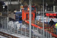 Heavy track maintenance (IamWadidiz) Tags: vintagelens 24x36 manualfocus sonya7 windowphoto windowshot canonfd classiclens
