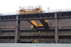 IMG_0774   British Steel, Scunthorpe (SomeBlokeTakingPhotos) Tags: britishsteel steel steelworks steelmill steelindustry stahlwerk stahl heavyindustry manufacturing industrialrailway torpedocar