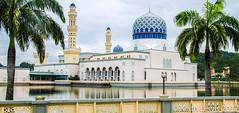 The City Mosque  Kota Kinabalu (keithhull ( offline )) Tags: kotakinabalu sabah citymosque mosque borneo malaysia explore