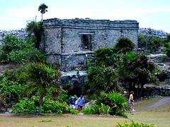 Ruins of Tulum / Ruinas de Tulum V