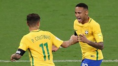 ไฮไลท์ฟุตบอล บราซิล 3-0 ปารากวัย ฟุตบอลโลกรอบคัดเลือก โซนอเมริกาใต้