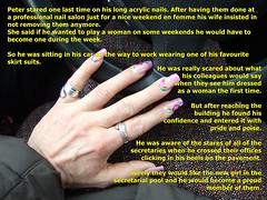 nails (Marie-Christine.TV) Tags: feminine transvestite lady mariechristine nails nägel acrylnägel gelnägel nailart