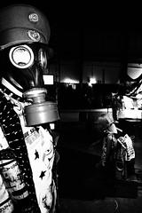 Dutch Design Week 2016: Will the future design us? (Ron Theunissen) Tags: dutch design week 2016 ddw ddw2016 strijps eindhoven grainy black white blackandwhite zwartwit oud noir blanc noiretblanc microlab mad emergentartcenter violavirus manifestations future olympustg3 grainyfilm rough monochrome olympus stylus tough tg3 artfilter