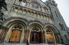 St. Andrew's Presbyterian Church (Arbron) Tags: toronto ontario canada toronto2015 standrewspresbyterianchurch 73simcoestreet church presbyterianchurch standrews ca