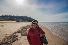 IMG_1993 (Antonio Todesco) Tags: mamma mom gargano pulia puglia calenella peschici mare spiaggia sea beach