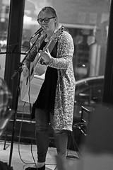 IMG_9741-01 (SJH Foto) Tags: mjs allen tea house annville pa open mic night performance black white blackandwhite bw monocolour