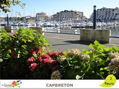 capbreton_port (Tourisme Landes) Tags: landes fleurs vvf
