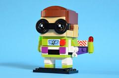 Oky Brickhead (Oky - Space Ranger) Tags: lego brickheadz disney pixar toy story buzz lightyear space ranger