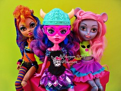 (Linayum) Tags: kjerstitrollson howleen howleenwolf mouscedesking mh monster monsterhigh mattel doll dolls muñeca muñecas toys juguetes linayum