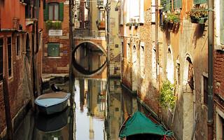 Venezia, di canale in canale ... (serie)