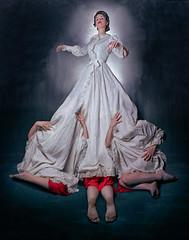 Pride - Alazonia A seven deadly sins project (Stefanos Papazapraidis) Tags: sevendeadlysins seven deadly sins pride romantic conceptual long dress fineart bookcover dark