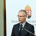 Soltész Miklós egyházi, nemzetiségi és civil társadalmi kapcsolatokért felelős államtitkár, a Kereszténydemokrata Néppárt alelnöke