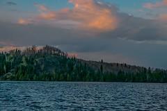Caribou Lake (Doug Wallick) Tags: caribou lake lutsen minnesota north shore cabin getaway may 2016 water